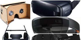Jenis - Jenis Virtual Reality Headset