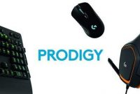 Logitech Prodigy Gaming Equipment