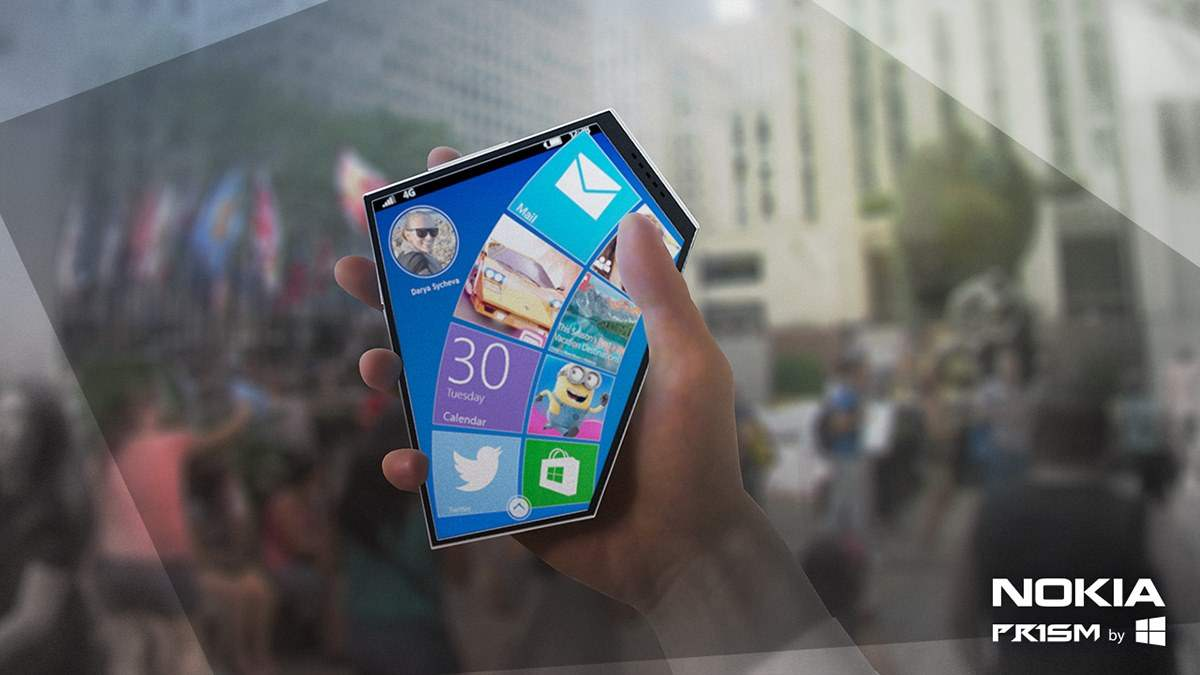 Nokia Prism Concept Vasilii Sychev