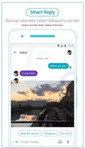 Smart Reply Google Allo