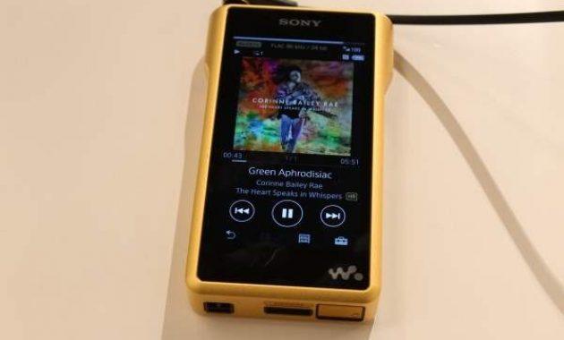 Sony Jual Walkman Berlapis Emas Seharga 42 Juta 2
