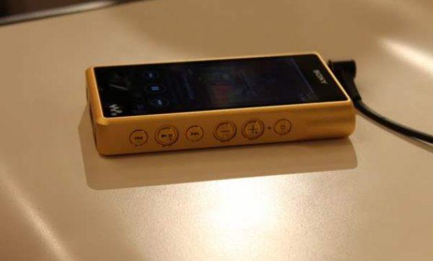 Sony Jual Walkman Berlapis Emas Seharga 42 Juta 3