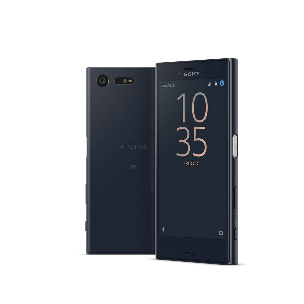 Sony Xperia X Compact Black Universe