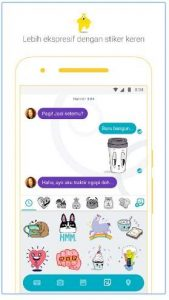 Stickers Google Allo