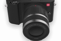 Xiaomi Yi M1 Mirrorless Camera Storm Black