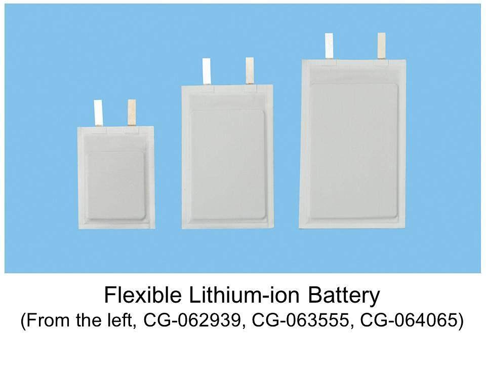 Baterai Flexible Panasonic