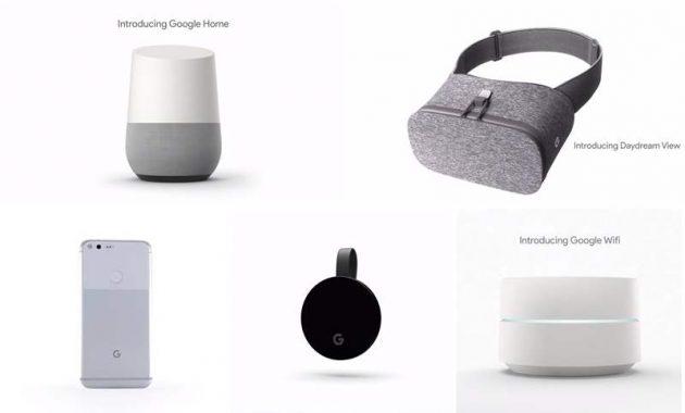 5 Produk Baru Google Oktober 2016