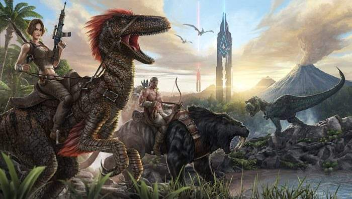 ARK Survival Evolved Game Paling Popular Saat Ini Di Indonesia dan Youtube Gaming Dunia