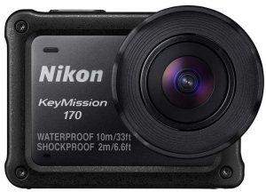 Action Camera Terbaik Terbaik Tahun 2016 Nikon KeyMission 170