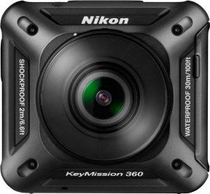 Action Camera Terbaik Terbaik Tahun 2016 Nikon KeyMission 360