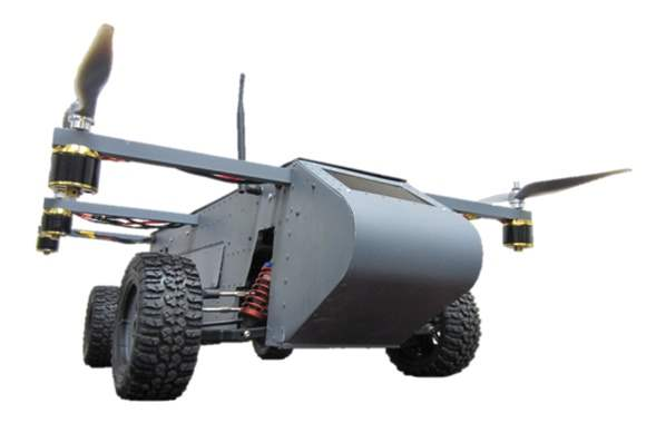 Advanced Tactics Inc Transformer UGAV Drone Terbesar Di Dunia