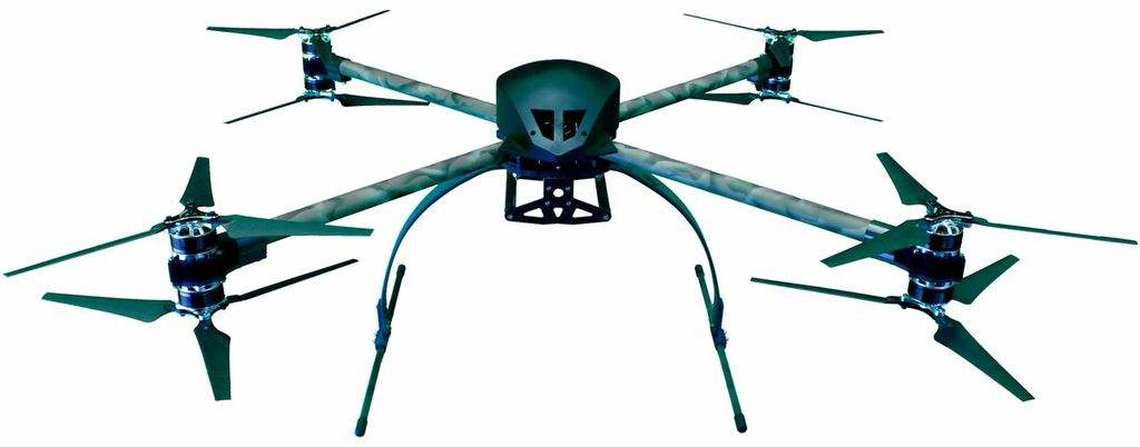 "Allied Drones HL48 ""Chaos"" Drone Terbesar Di Dunia"
