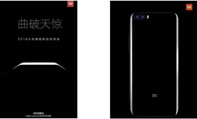 Bocoran Xiaomi Mi Note 2 Harga , Spesifikasi dan Tanggal Rilis