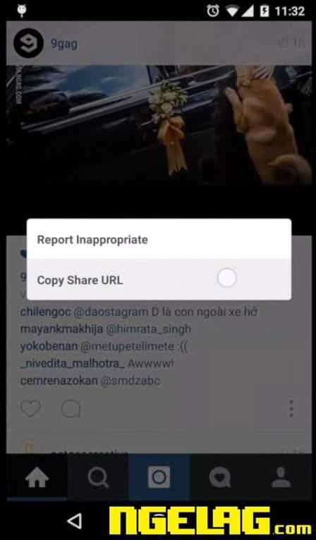 Cara Menyimpan Foto Dari Instagram Di Smartphone Android