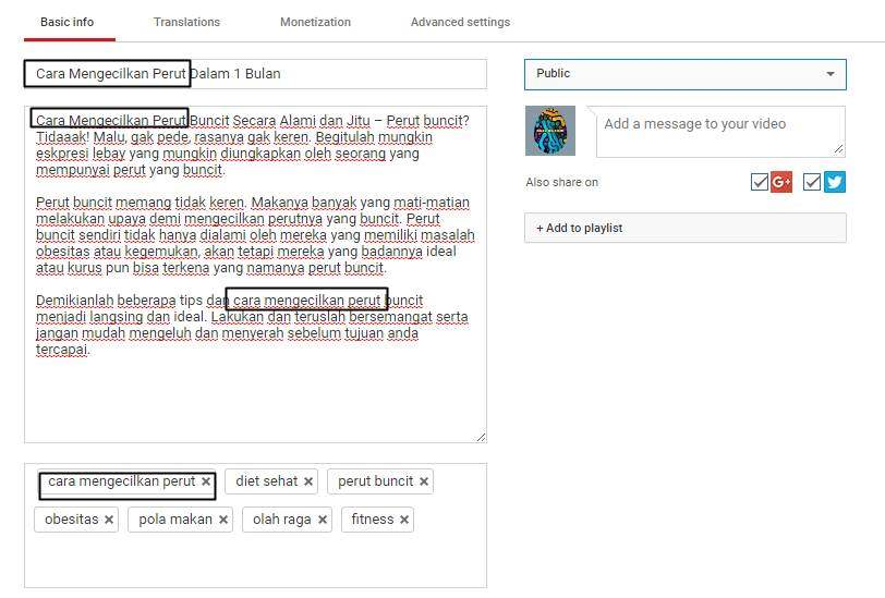 Cara Seo Youtube Indonesia Agar Video Masuk Trending