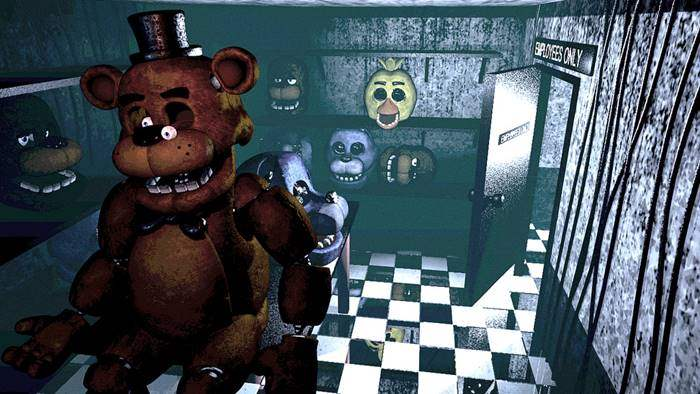 Five Nights at Freddy's Game Paling Popular Saat Ini Di Indonesia dan Youtube Gaming Dunia