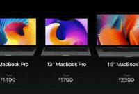 Harga New Macbook Pro 2016 Spesifikasi dan Tanggal Rilis di Indonesia