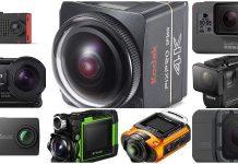 Harga dan Spesifikasi Action Camera Terbaik Saat Ini