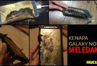 Kenapa Samsung Galaxy Note 7 Meledak Ini Penyebabnya