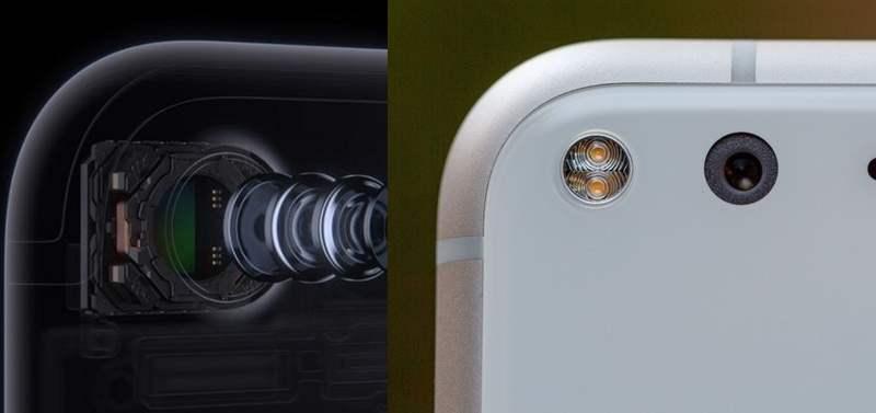 Perbandingan Kamera iPhone 7 VS Google Pixel