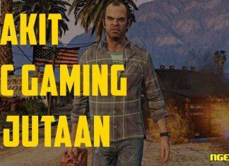 Rakit PC Gaming 3 Juta Bisa Main GTA V