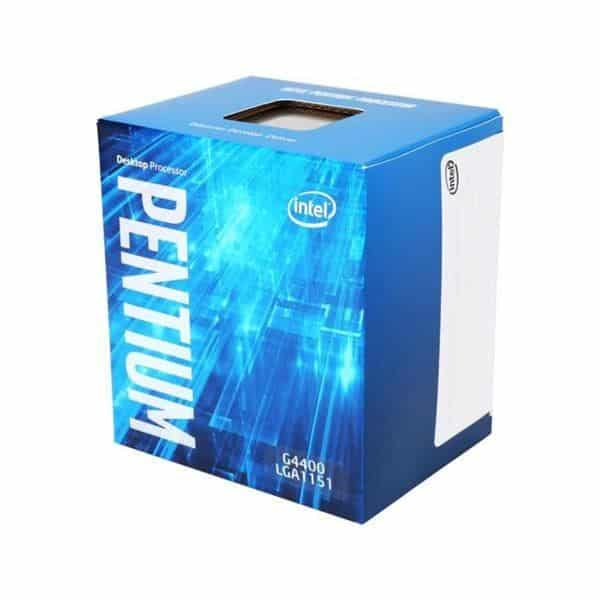 Rakit PC Gaming 3 Jutaan - Intel Pentium G4400