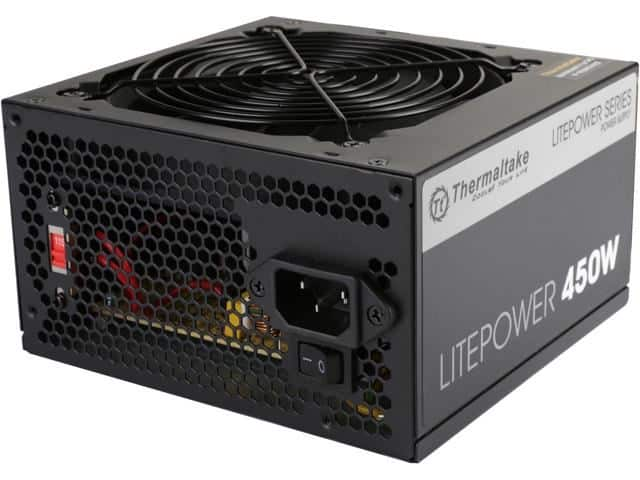 Rakit PC Gaming 3 Jutaan - Thermaltake Lite Power 450W