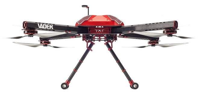 SteadiDrone Vader X4 Drone Terbesar Di Dunia