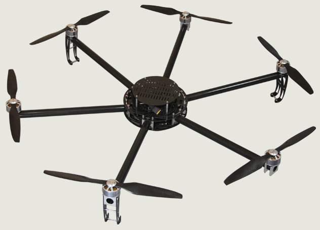 TurboAce Cinewing 6 HL Drone Terbesar Di Dunia