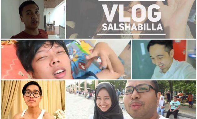 Vlogger Indonesia Paling Terkenal