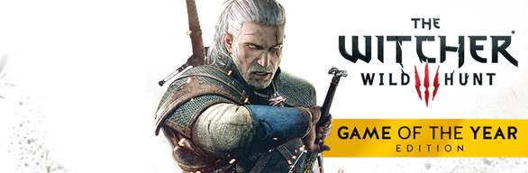 The Witcher 3: Wild Hunt - Game of the Year Edition Steam Autumn Sale Discount 40%
