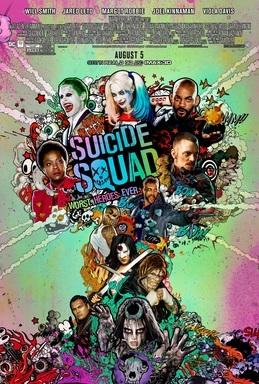 10 Hal Paling Populer di Dunia Tahun 2016 - Suicide Squad