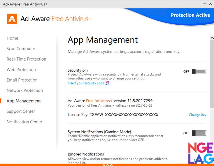 Ad-Aware Free Antivirus+ Antivirus Gratis Terbaik