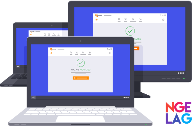 Avast Free Antivirus Gratis Terbaik