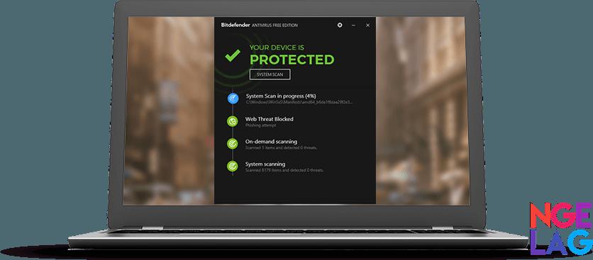 Bitdefender Antivirus Free Antivirus Gratis Terbaik
