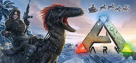 Daftar Game Diskon Winter Sale 2016 - ARK Survival Evolved