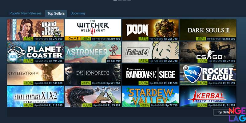 Daftar Game Steam Yang Diskon Saat Winter Sale 2016