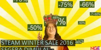 Jadwal Steam Winter Sale Desember 2016 Sampai Januari 2017