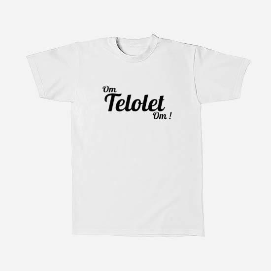 Om Telolet Om Tshirt