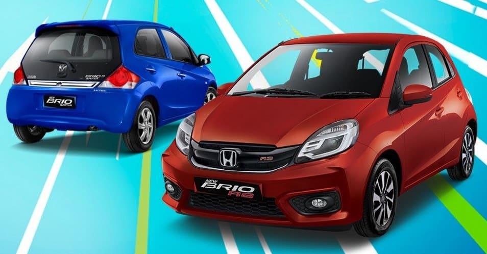 Trending Topik Indonesia 2016 - Honda Brio