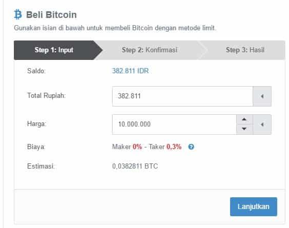 cara menghitung investasi bitcoin