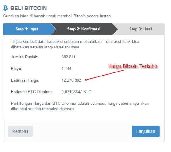 Cara Trading Bitcoin untuk Pemula !