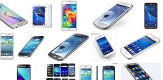 Daftar Harga HP Samsung Android Termurah Hingga Termahal Terbaru