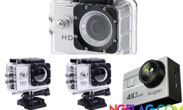 Daftar Harga Kogan Action Camera Termahal Hingga Termurah