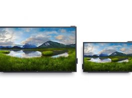 Dell Interactive Touch Monitor 4K