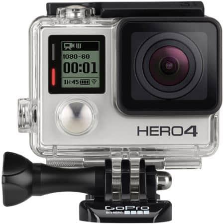 Harga GoPro HERO 4 Silver Dan Spesifikasi