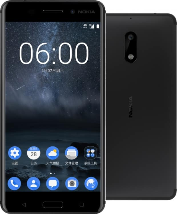 Harga Nokia 6 Smartphone Android N Indonesia 2