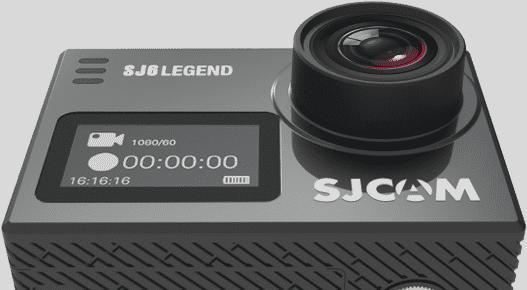 Harga SJCAM SJ6 LEGEND, Spesifikasi Dan Review 2