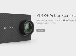 Harga Xiaomi Yi 4K+ 60fps Action Camera Di Indonesia