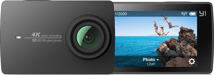 Harga Xiaomi Yi Termurah - Yi 4K Action Camera 2
